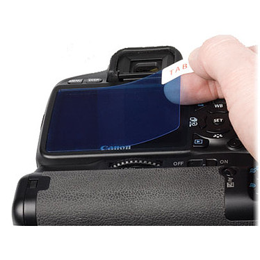Kenko Film de Protection LCD pour Canon EOS M6 / M50 / M100 Film de protection anti-reflets