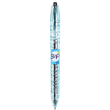 PILOT Begreen B2P noir pointe 0,7mm