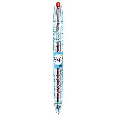 PILOT Begreen B2P rouge pointe 0,7mm