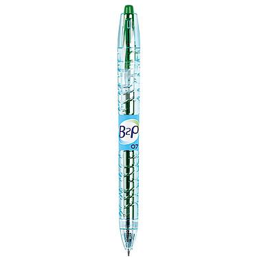 PILOT Begreen B2P vert pointe 0,7mm