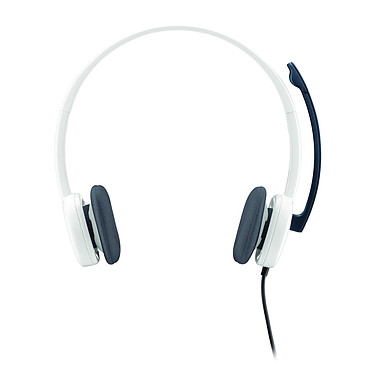 Logitech Stereo Headset H150 (Coconut) Casque-micro