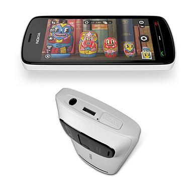 Acheter Nokia 808 PureView Blanc