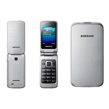 Samsung C3520 Gris Métallique Mobile Smartphone Samsung