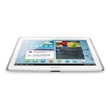 Avis Samsung Galaxy Tab 10.1 2 GT-P5110 Blanc 16 Go