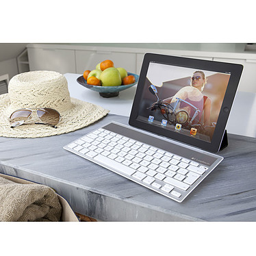 Avis Logitech Wireless Solar Keyboard K760