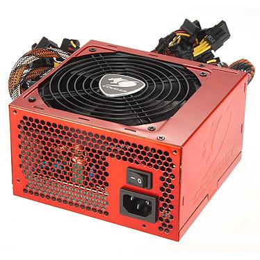 Cougar PowerX 550 80PLUS Bronze Alimentation 550W ATX 12V / EPS 12V Ventilateur 120 mm - 80PLUS Bronze