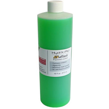 Swiftech HydrX-PM Liquide de refroidissement (Vert) - (473 ml)