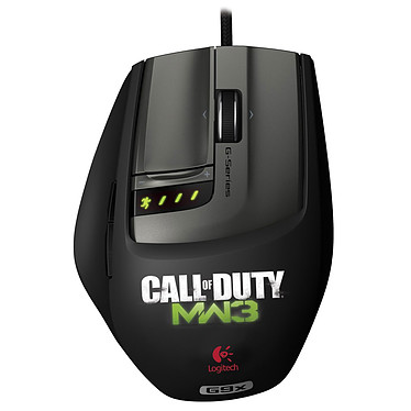 Logitech G9x Laser Mouse : Made for Call of Duty