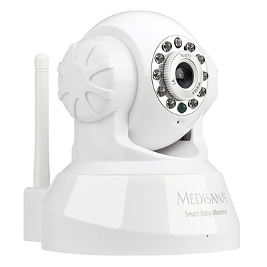 Medisana Smart Baby Monitor Cam 233 Ra Ip Medisana Sur Ldlc Com