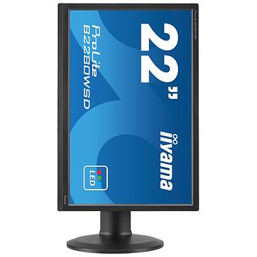 "Opiniones sobre iiyama 22"" LCD - ProLite B2280WSD-B1"