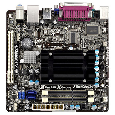 Avis ASRock AD2550B-ITX