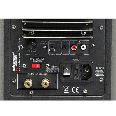 Avis Advance Acoustic Air 70 (par paire)