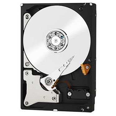 "WD Red Pro 4 To SATA 6Gb/s Disque Dur 3,5"" 4 To 128 Mo Serial ATA 6Gb/s 7200 RPM - WD4002FFWX (bulk)"