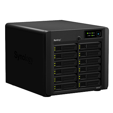 Synology DX1211 - 12 baies