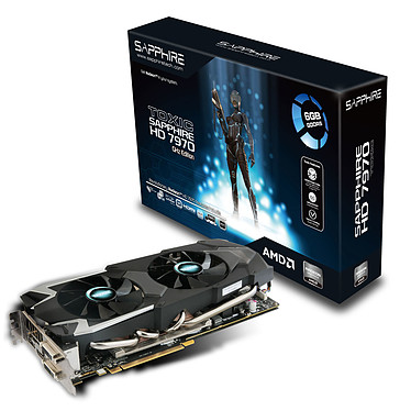 Sapphire Toxic HD 7970 GHz Edition 6 Go