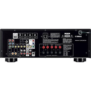 Avis Yamaha HTR-4065 Noir + NS-PA120