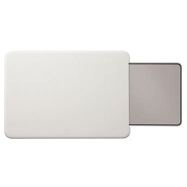 Logitech Portable Lapdesk N315 Blanc/Gris