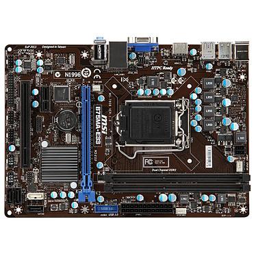 Avis MSI B75MA-E33