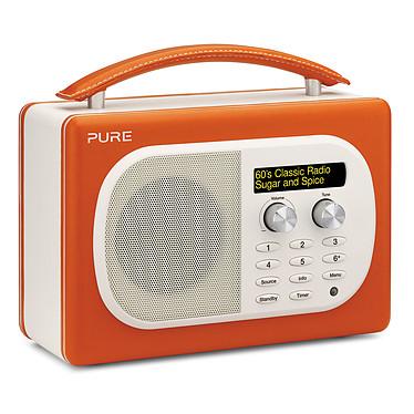 Pure Evoke Mio Paprika Radio FM portable compatible RNT