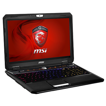 "MSI GT60 0NE-493FR Intel Core i7-3630QM 4 Go 750 Go 15.6"" LED NVIDIA GeForce GTX 680M Graveur DVD Wi-Fi N/Bluetooth Webcam FreeDOS (garantie constructeur 2 ans)"