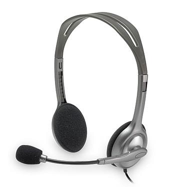 Logitech H110 Stereo Headset Casque-micro