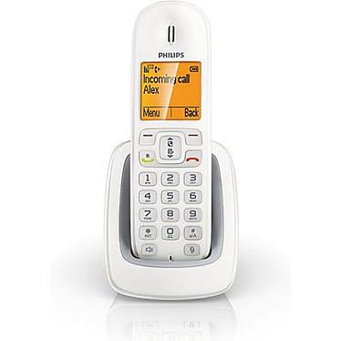Philips CD2950 Blanc Combiné supplémentaire pour téléphone DECT CD29 (version française)