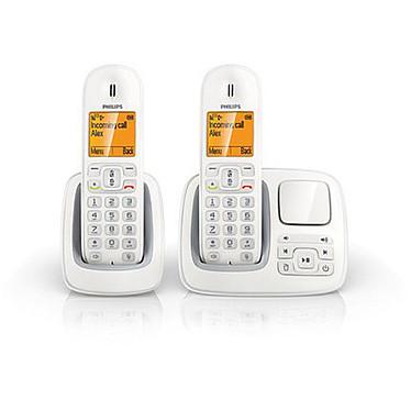 Philips CD2952 Duo Blanc