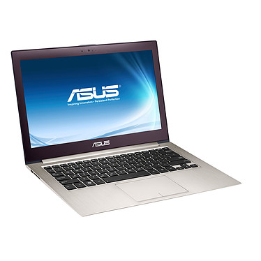 "ASUS ZenBook UX32A-R3024H Intel Core i3-3217U 4 Go HDD 500 Go + SSD 24 Go 13.3"" LED Wi-Fi N/Bluetooth Webcam Windows 8 64 bits (garantie constructeur 1 an)"