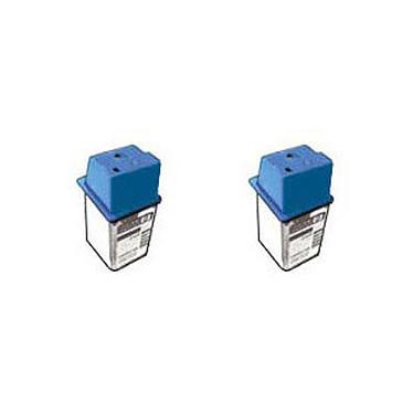 Générique compatible HP 338 + 343 - C8765EE + C8766EE (Noir + Couleur)