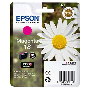 Epson T1803 Cartouche d'encre magenta photo