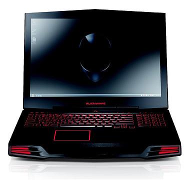 """Dell Alienware M17x-9541 Intel Core i7-3610QM 12 Go 1 To + SSD 64 Go 17.3"""" LED 3D NVIDIA GeForce GTX 675M Lecteur Blu-ray/Graveur DVD Wi-Fi N/BT Webcam Windows 7 Premium 64 bits"""