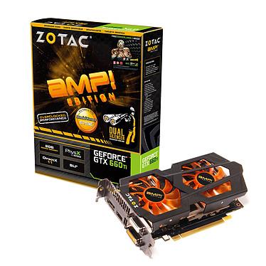ZOTAC GeForce GTX 660Ti AMP ! Edition 2GB