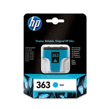 HP 363 - C8771EE Cartouche d'encre cyan
