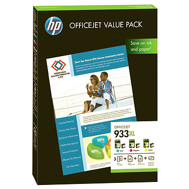 HP 933 XL Officejet Value Pack