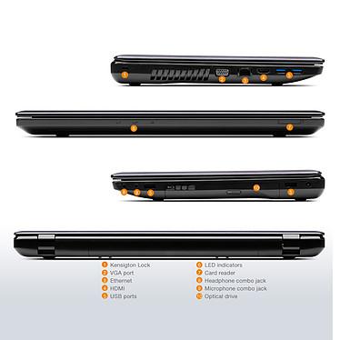 Avis Lenovo IdeaPad Z580 (M81E3FR)