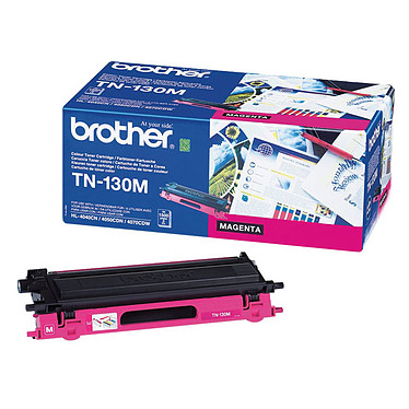 Brother TN-130M Toner Magenta (1 500 pages à 5%)