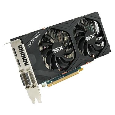 Sapphire Radeon HD 7850 1 Go 1 Go HDMI/DVI/Dual Mini-DisplayPort - PCI Express (AMD Radeon HD 7850)