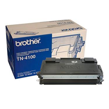 Brother TN-4100 Toner Noir (7 500 pages à 5%)