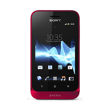 Sony Xperia tipo Rouge
