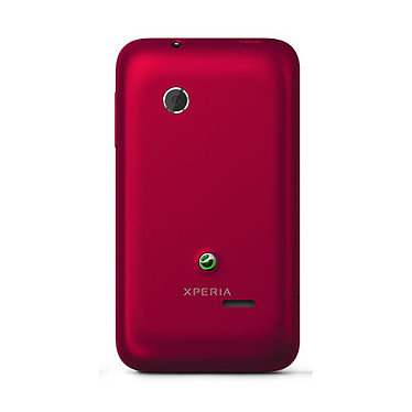 Avis Sony Xperia tipo Rouge