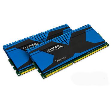 Kingston HyperX Predator 8 Go (2 x 4 Go) DDR3 1866 MHz CL9 Kit Dual Channel DDR3 PC3-14900 - KHX18C9T2K2/8X (garantie à vie par Kingston)