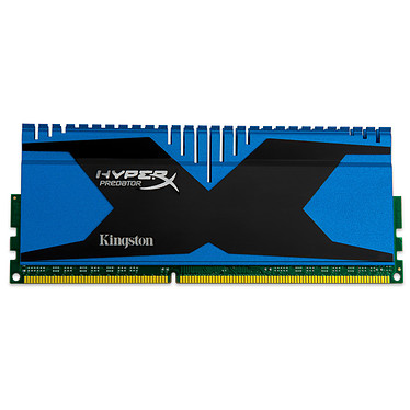 Avis Kingston HyperX Predator 8 Go (2 x 4 Go) DDR3 2400 MHz CL11