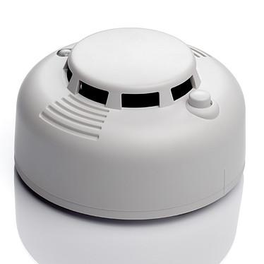 Egardia Détecteur de fumée Accessoire supplémentaire pour système d'alarme Egardia