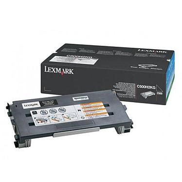 Lexmark 0C500H2KG Toner Noir Haute Capacité (5 000 pages à 5%)
