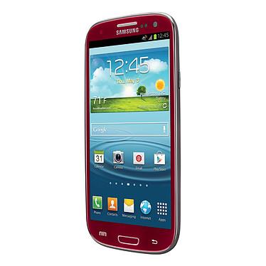 Avis Samsung Galaxy SIII GT-i9300 Red Garnet 16 Go