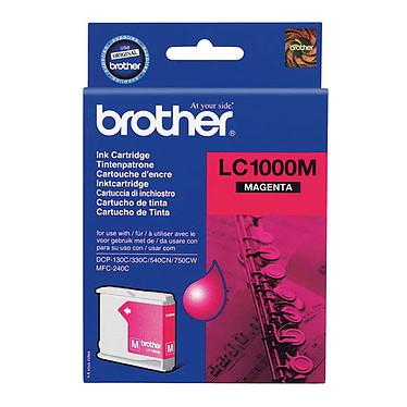Brother LC1000M (Magenta)