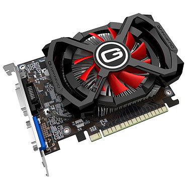 Gainward GeForce GTX 650 1GB 1024 Mo DVI/Mini HDMI - PCI Express (NVIDIA GeForce avec CUDA GTX 650)