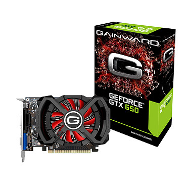 Acheter Gainward GeForce GTX 650 1GB