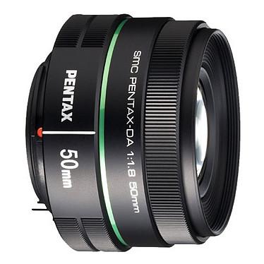 Pentax SMC DA 50mm f/1.8 Mini téléobjectif