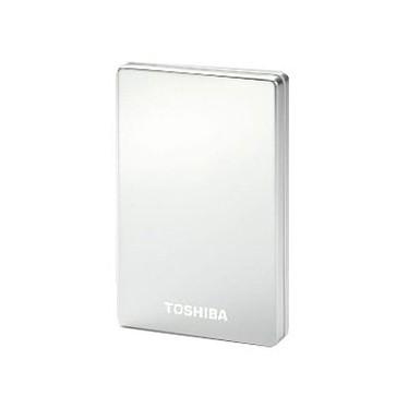 Acheter Toshiba Stor.e Alu 2S 500 Go Argent
